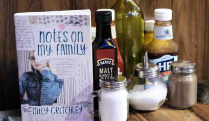 Notes on My Family with condiments