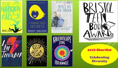 Bristol teen book award