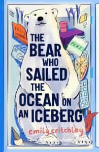 The bear who sailed the ocean on an iceberg